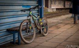 Na stacji PKP Rajcza