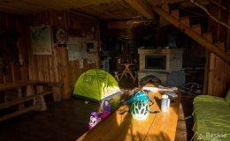 W chatce na Potrójnej