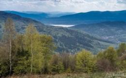 Jezioro Żywieckie spod Kiczery