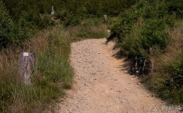 Żółty szlak z Rycerki Górnej na Wielką Raczę