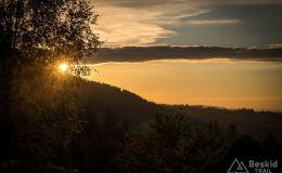 Na niebieskim szlaku  do Ostravic