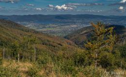 Na zielonym szlaku z Magurki Radziechowskiej do Ostrego