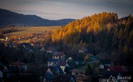 Na niebieskim szlaku z Prusowa do Żabnicy