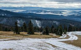Tatry z Hali Rysianka