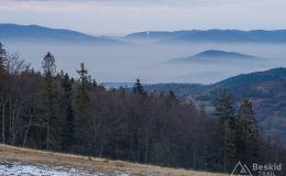 Smog w Kotlinie Żywieckiej - tym oddychamy :(