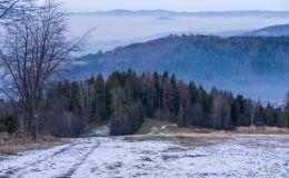 Niebieski szlak z Prusowa do Żabnicy