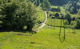 Czerwony szlak z Przehyby na Dzwonkówkę